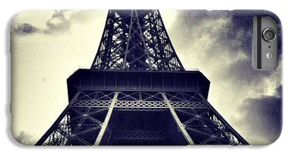 #paris IPhone 6 Plus Case by Ritchie Garrod