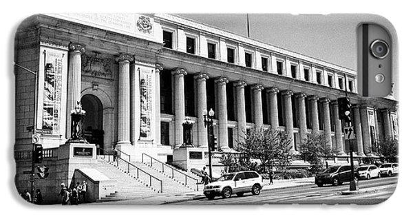 Postal Square Building Washington Dc Usa IPhone 6 Plus Case
