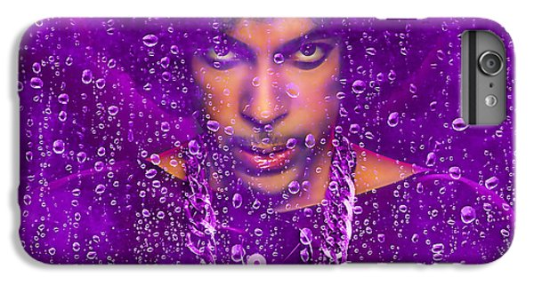 Prince Purple Rain Tribute IPhone 6 Plus Case