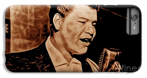 Ritchie Valens Collection IPhone 6 Plus Case by Marvin Blaine