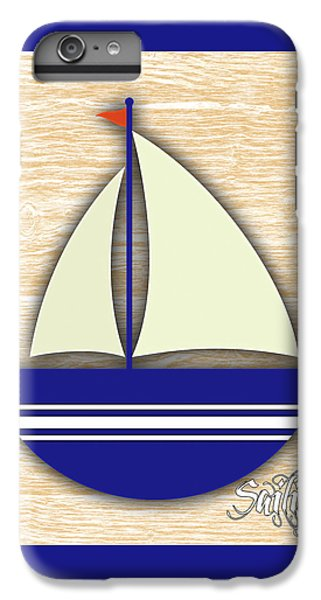 Sailing Collection IPhone 6 Plus Case by Marvin Blaine