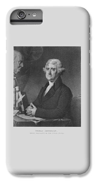 Thomas Jefferson IPhone 6 Plus Case