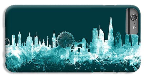 London England Skyline IPhone 6 Plus Case by Michael Tompsett