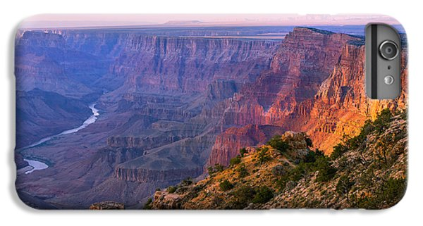 Beautiful iPhone 6 Plus Case - Canyon Glow by Mikes Nature