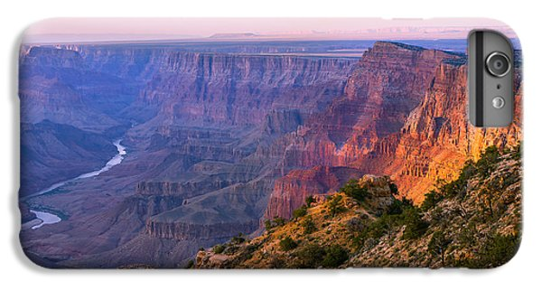 Landscape iPhone 6 Plus Case - Canyon Glow by Mikes Nature