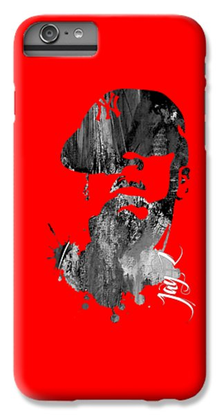 Jay Z Collection IPhone 6 Plus Case by Marvin Blaine