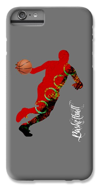 Basketball Collection IPhone 6 Plus Case