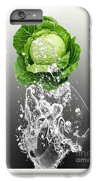 Cabbage Splash IPhone 6 Plus Case