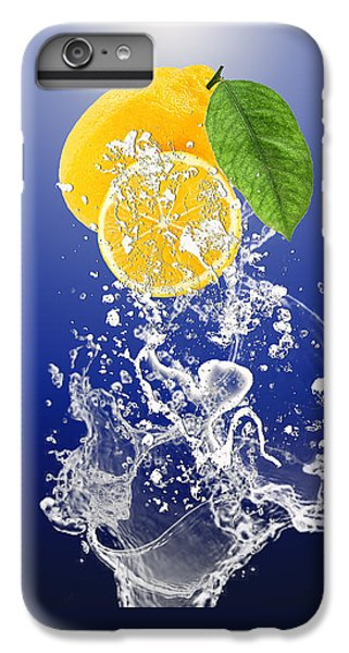 Lemon Splast IPhone 6 Plus Case