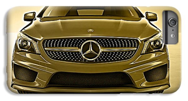 Mercedes Cla Class Coupe Collection IPhone 6 Plus Case