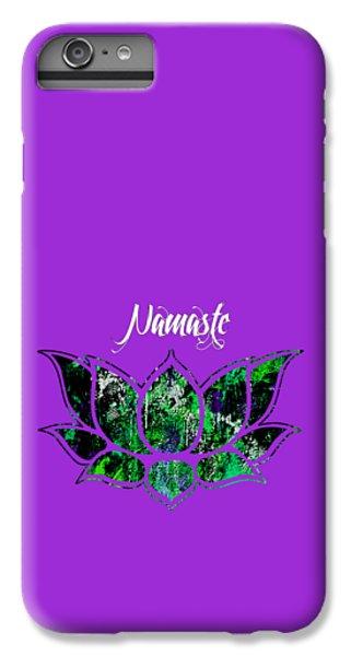 Namaste IPhone 6 Plus Case by Marvin Blaine