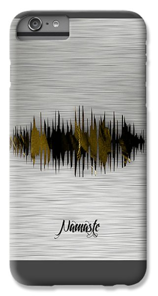 Namaste Spoken Soundwave IPhone 6 Plus Case