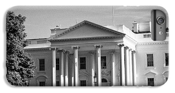 northern facade of the white house Washington DC USA IPhone 6 Plus Case
