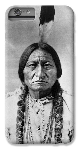 Sitting Bull (1834-1890) IPhone 6 Plus Case