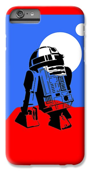 Star Wars R2-d2 Collection IPhone 6 Plus Case by Marvin Blaine