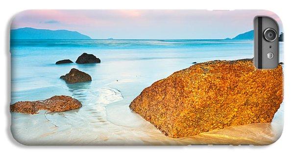 Water Ocean iPhone 6 Plus Case - Sunrise by MotHaiBaPhoto Prints