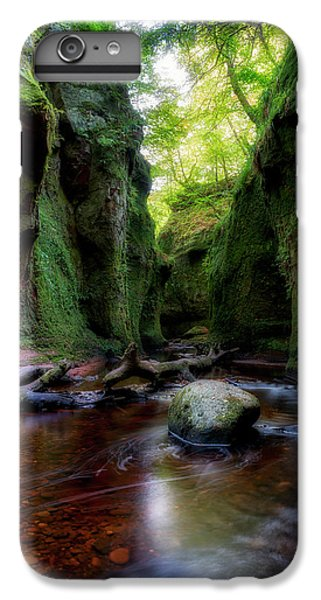 The Devil Pulpit At Finnich Glen IPhone 6 Plus Case