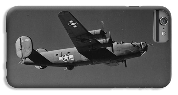 Wwii Us Aircraft In Flight IPhone 6 Plus Case by American School