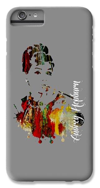 Audrey Hepburn Collection IPhone 6 Plus Case
