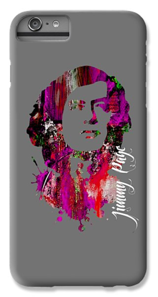 Jimmy Page Collection IPhone 6 Plus Case by Marvin Blaine