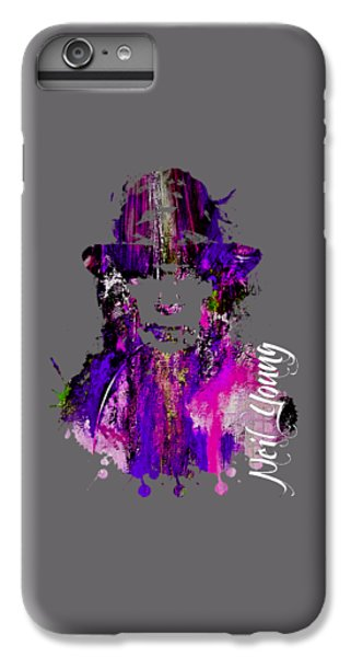 Neil Young Collection IPhone 6 Plus Case