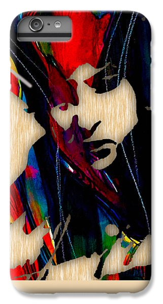Bob Dylan Collection IPhone 6 Plus Case by Marvin Blaine