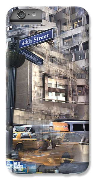 44th And Vanderbilt Collage IPhone 6 Plus Case by Dave Beckerman