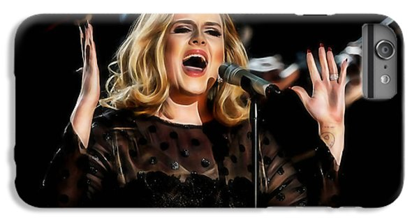 Adele Collection IPhone 6 Plus Case