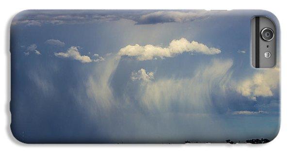 Nebraskasc iPhone 6 Plus Case - Afternoon Nebraska Thunderstorm by NebraskaSC