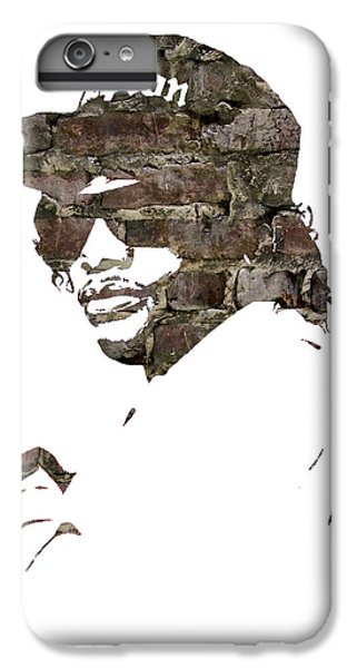 Eazy E Straight Outta Compton IPhone 6 Plus Case by Marvin Blaine
