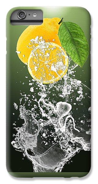 Lemon Splast IPhone 6 Plus Case