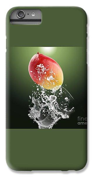 Mango Splash IPhone 6 Plus Case by Marvin Blaine