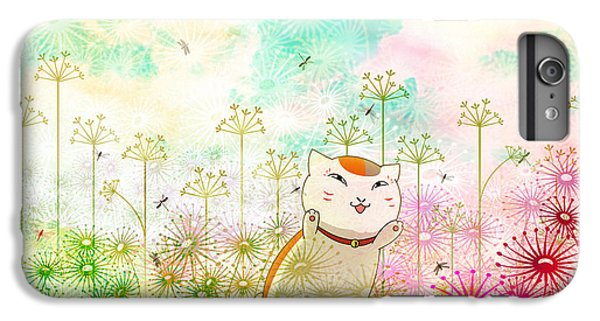 Design iPhone 6 Plus Case - Natsume's Book Of Friends by Super Lovely