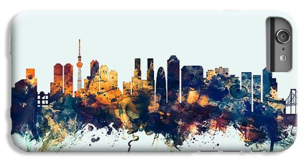 Tokyo Japan Skyline IPhone 6 Plus Case