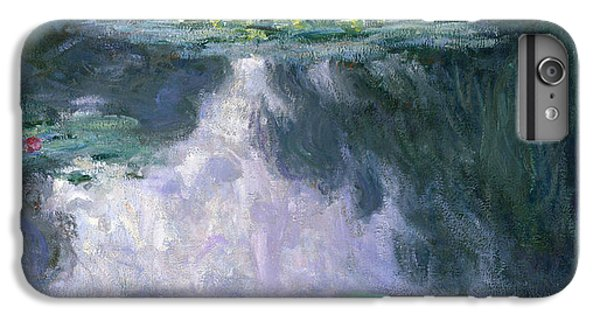 Waterlilies IPhone 6 Plus Case by Claude Monet