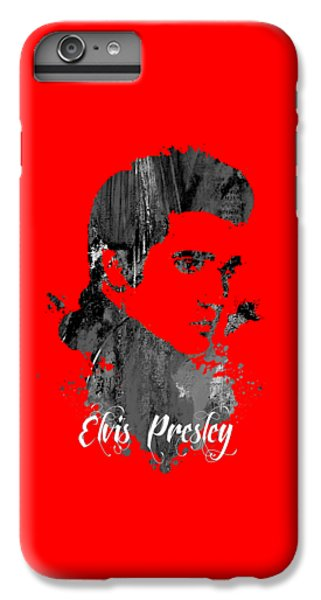 Elvis Presley Collection IPhone 6 Plus Case by Marvin Blaine