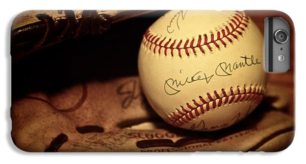50 Home Run Baseball IPhone 6 Plus Case by Mark Miller