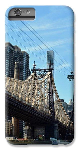59th Street Bridge No. 4 IPhone 6 Plus Case