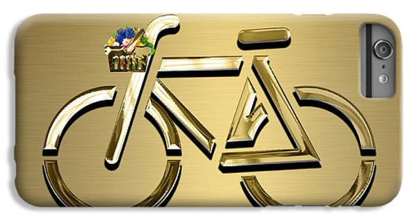 Bicycle Collection IPhone 6 Plus Case