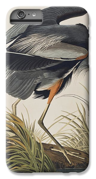 Great Blue Heron IPhone 6 Plus Case