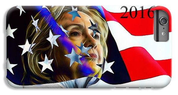 Hillary Clinton 2016 Collection IPhone 6 Plus Case