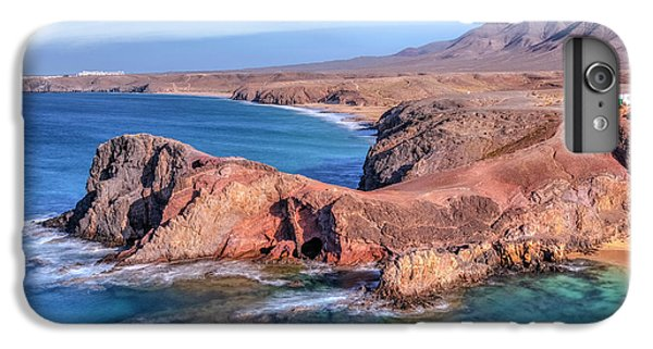Playa Papagayo - Lanzarote IPhone 6 Plus Case by Joana Kruse