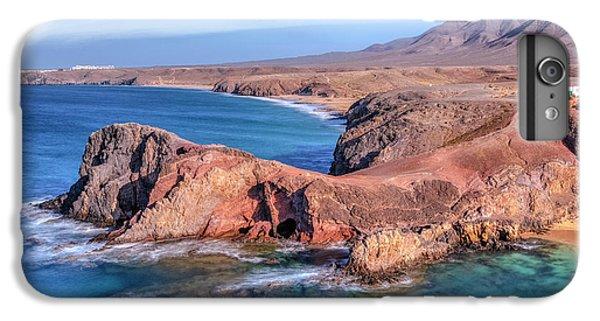 Playa Papagayo - Lanzarote IPhone 6 Plus Case