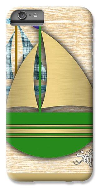 Sailing Collection IPhone 6 Plus Case