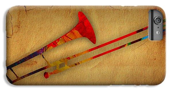 Trombone Collection IPhone 6 Plus Case