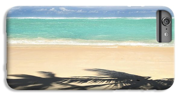 Beach iPhone 6 Plus Case - Tropical Beach by Elena Elisseeva