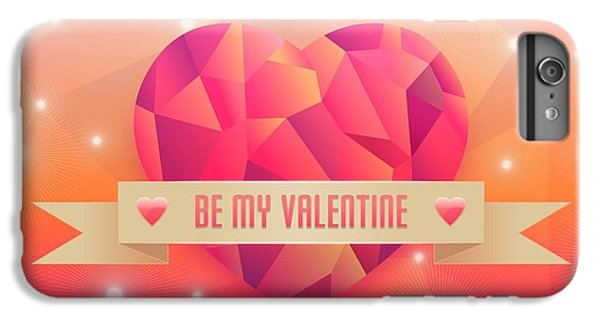 Design iPhone 6 Plus Case - Valentine's Day by Maye Loeser