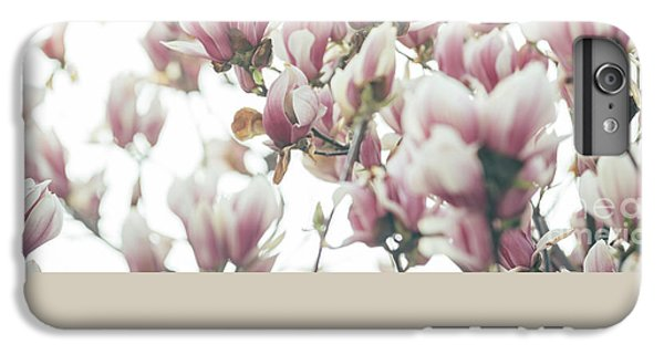 Magnolia IPhone 6 Plus Case by Jelena Jovanovic