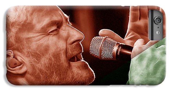 Phil Collins Collection IPhone 6 Plus Case