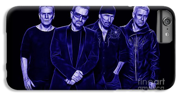 U2 Collection IPhone 6 Plus Case